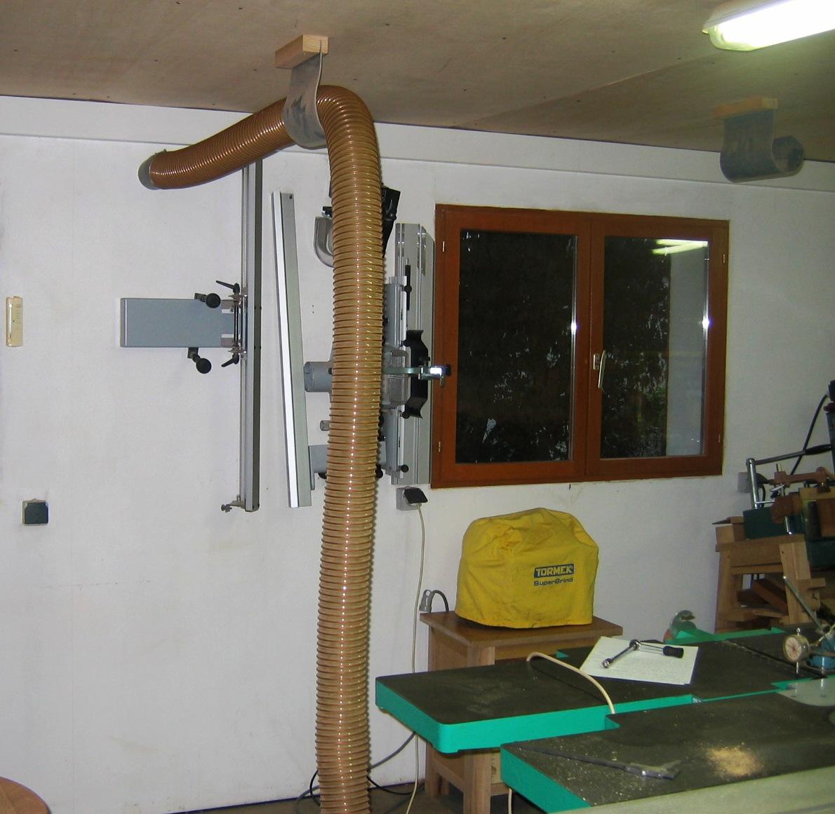 Épisode 2 La machineà l'atelier Bois+ Le Bouvet # Tuyau Aspiration Machine A Bois