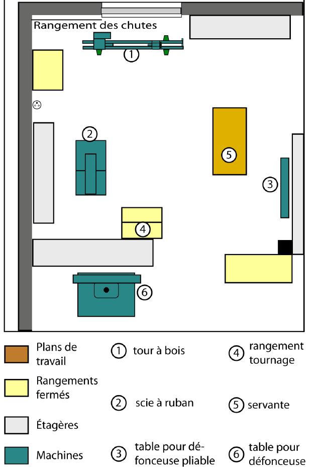 ateliers des lecteurs l 39 espace tournage de claude bois le bouvet. Black Bedroom Furniture Sets. Home Design Ideas
