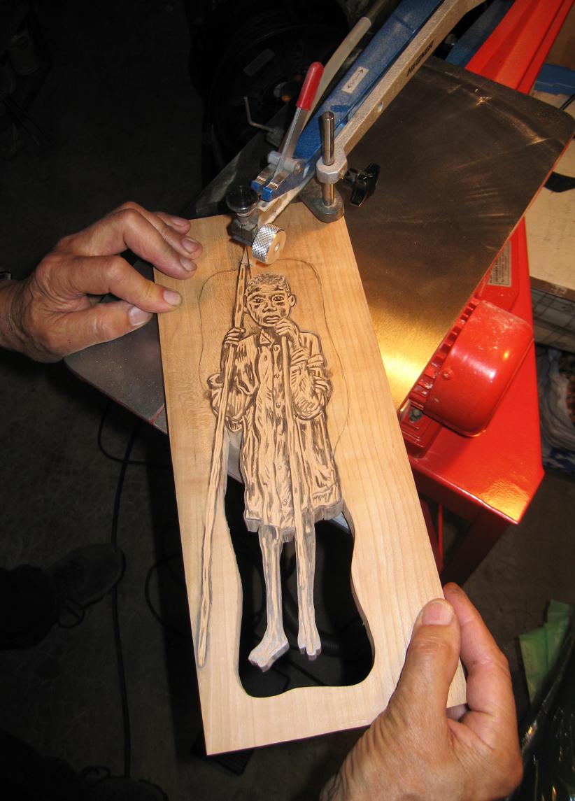 La gravure sur bois : d'autres gravures | Bois+ Le Bouvet