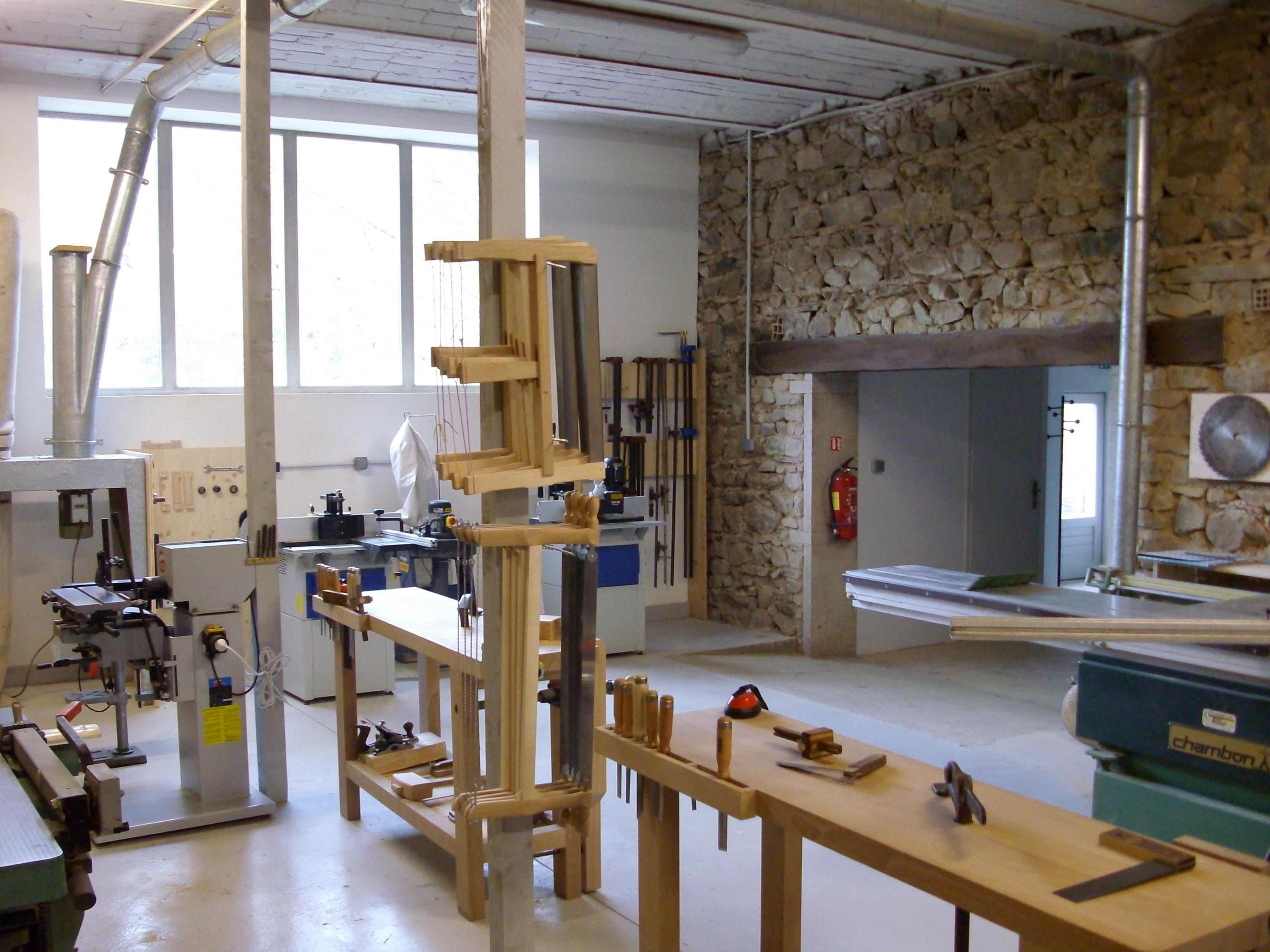 Formation Menuiserie D Art annuaire des formations   bois+ le bouvet