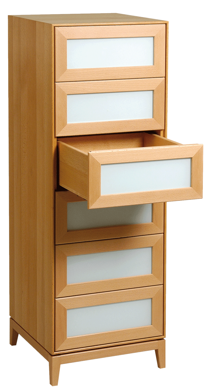 un chiffonnier contemporain utile et pratique bois le. Black Bedroom Furniture Sets. Home Design Ideas