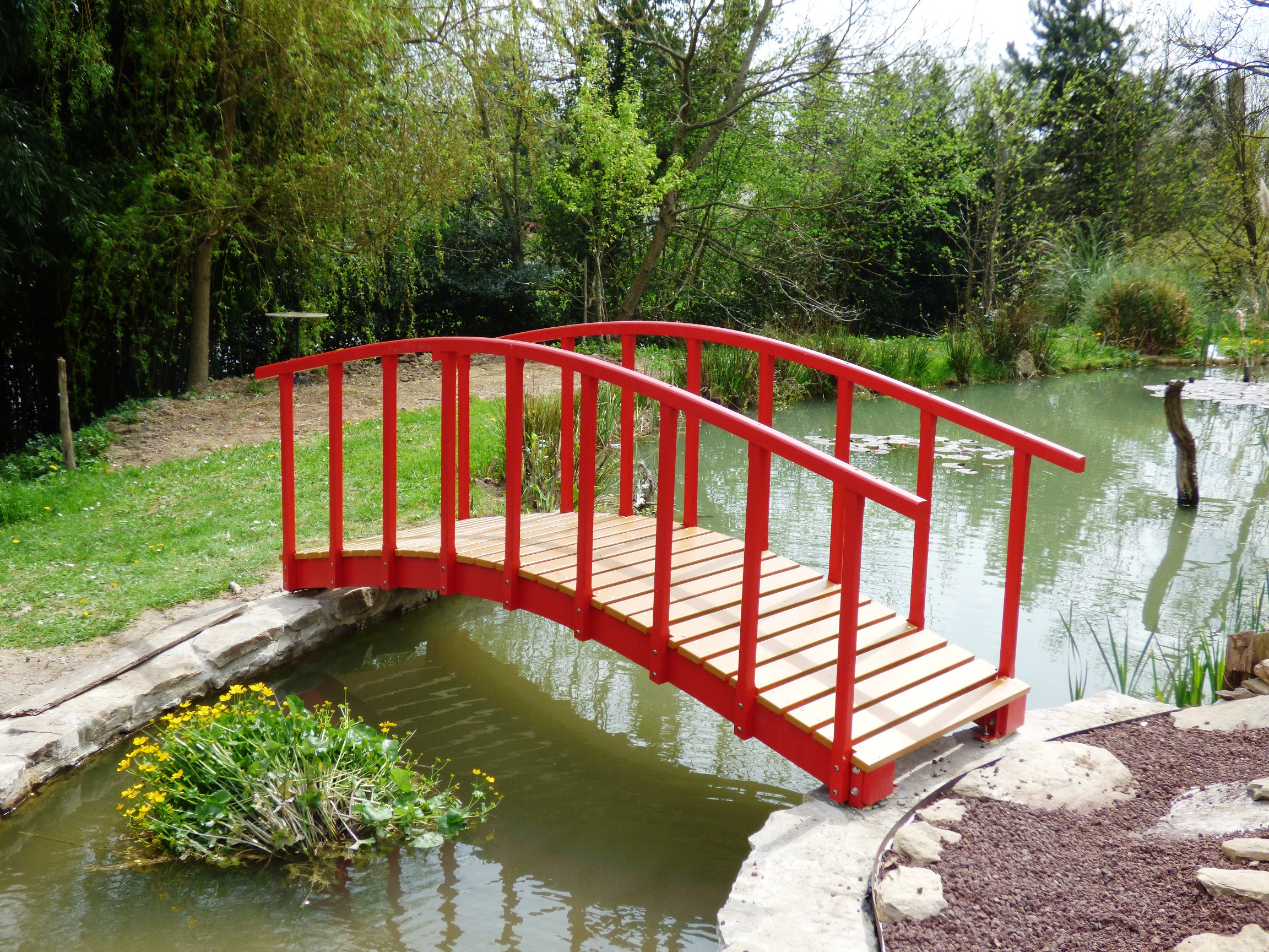 Fabrication D Un Pont Decoratif