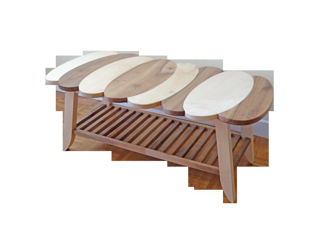 Table bois le bouvet for A table en espagnol