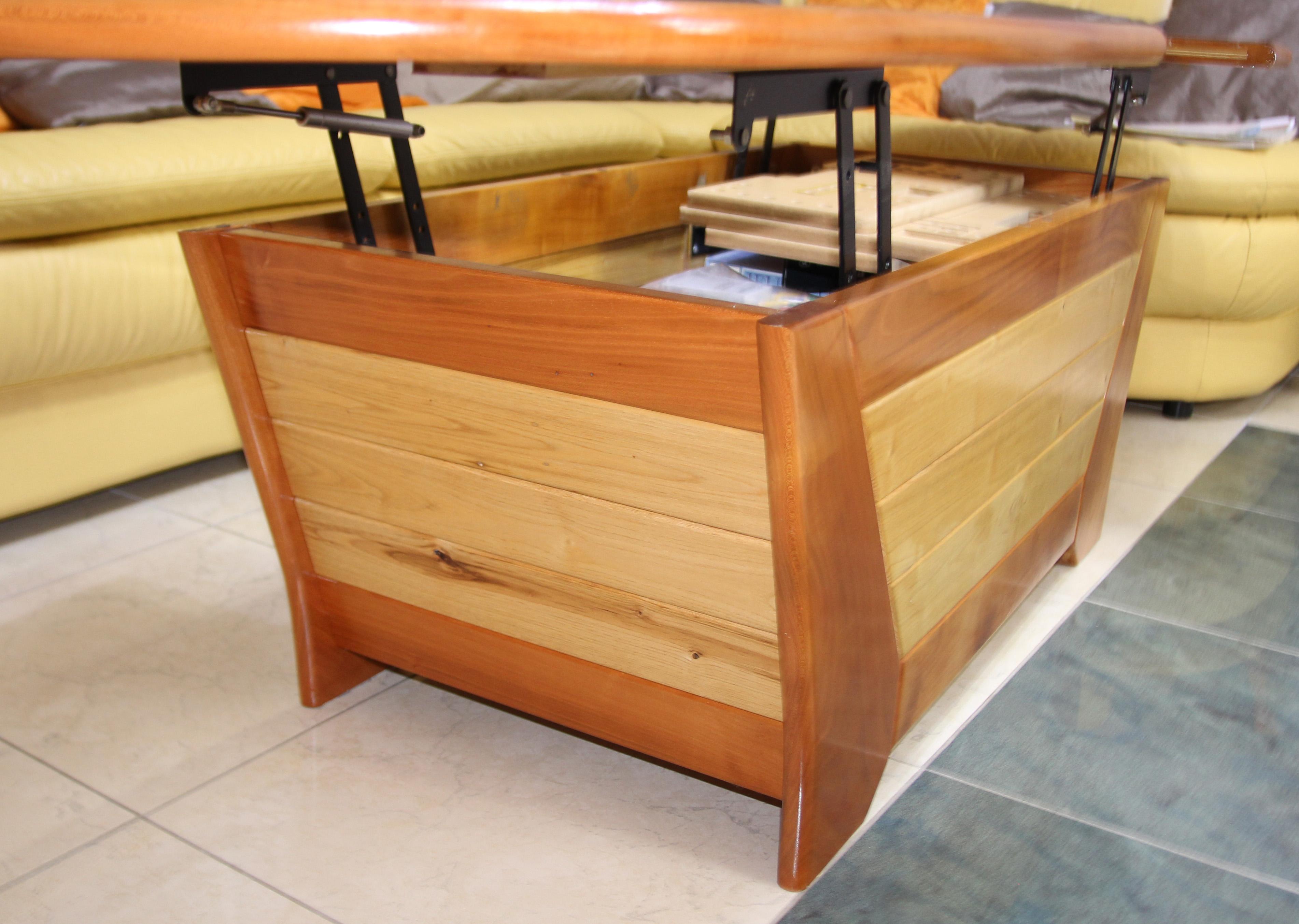 Coffre Basse Bouvet BicoloreBoisLe Une Table 3q5cARj4L