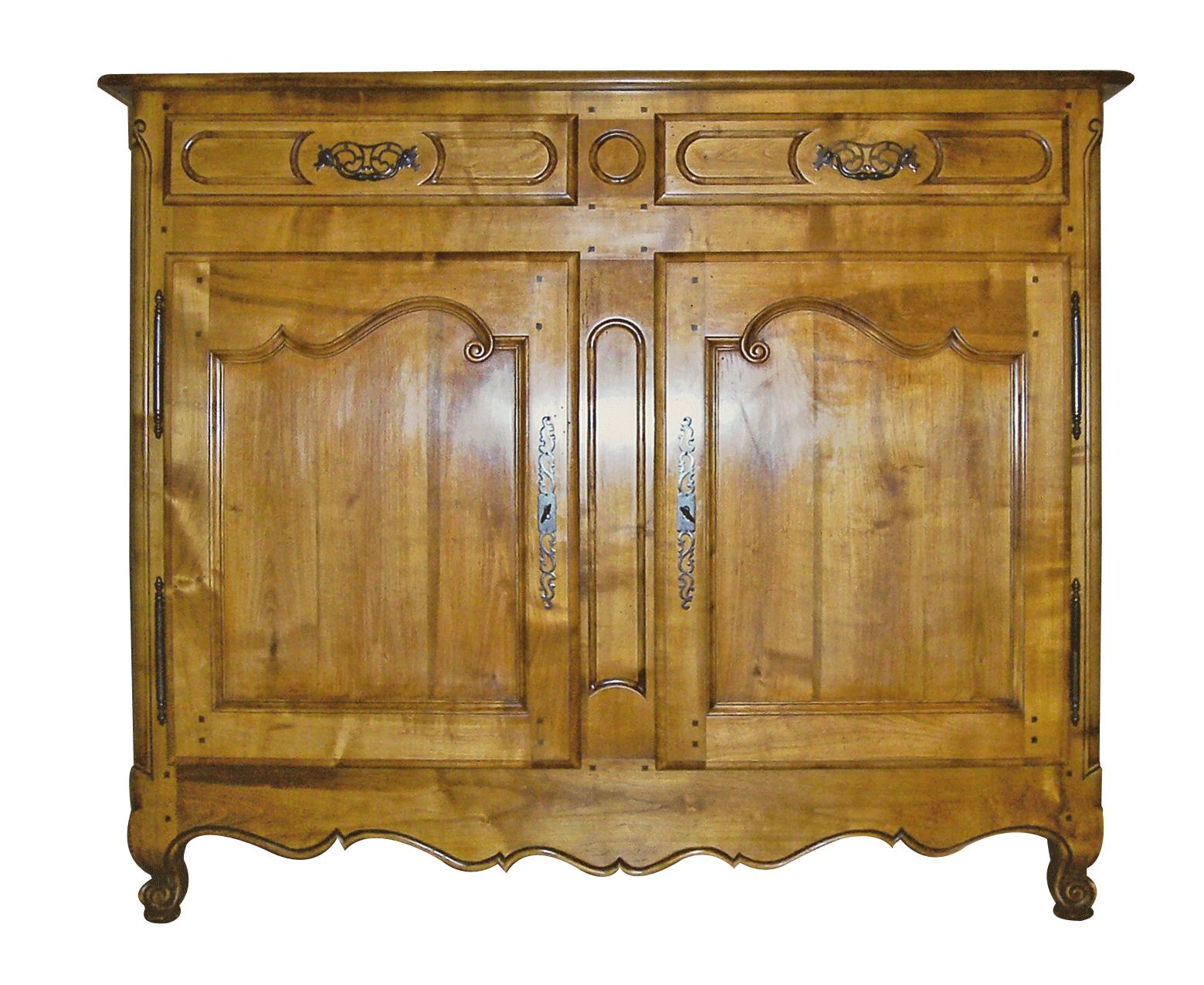 Un meuble d 39 appui bois le bouvet for L art du meuble barentin