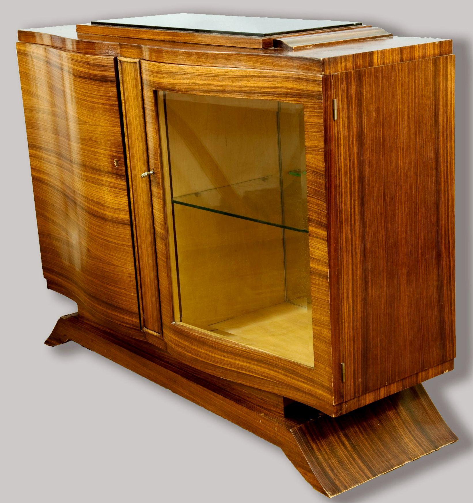 art d co bois le bouvet. Black Bedroom Furniture Sets. Home Design Ideas