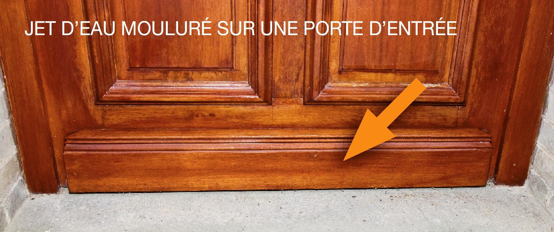 largeur d une porte d entree. Black Bedroom Furniture Sets. Home Design Ideas