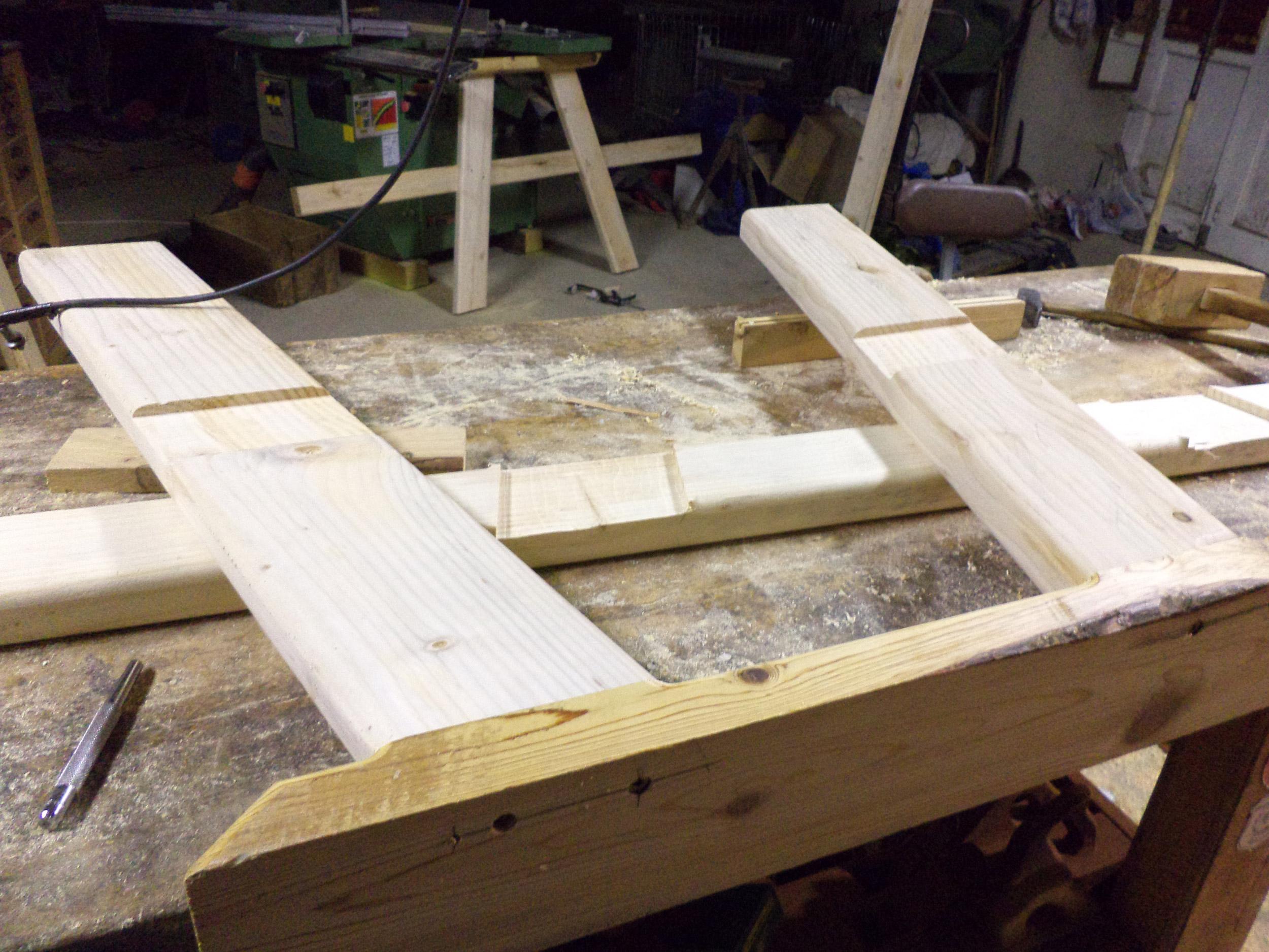 Salon de jardin bois sapin des id es int ressantes pour la conception de des for Abri de jardin en bois la redoute