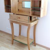 Un coffre-cabinet nomade