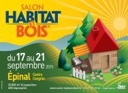 """Salon """"Habitat et Bois"""", Épinal, 2015"""