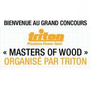 Jeu concours Triton : Masters of Wood