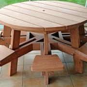 "Table ""satellite"", terminée"