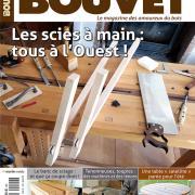 Le Bouvet n°190 Les scies à main : tous à l'Ouest !