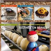 Tournage sur Bois n° 31 Mars-Avril-Mai 2021