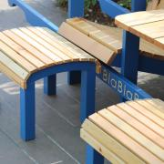 Des repose-pieds : un petit meuble simple et bien pratique !