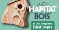 Salon « Habitat et Bois » 2018, à Épinal (88)