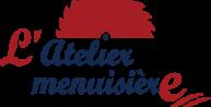 """Association """"L'Atelier Menuisière"""" (44), logo"""