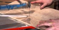 Techniques d'atelier : pose d'une poignée cuvette