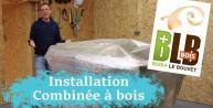 Installation d'une combinée à bois : astuces de réglage