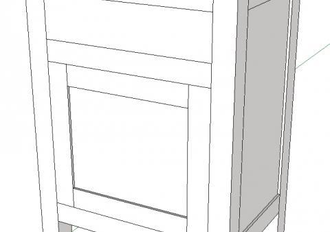 Un confiturier modélisé avec SketchUp - 1