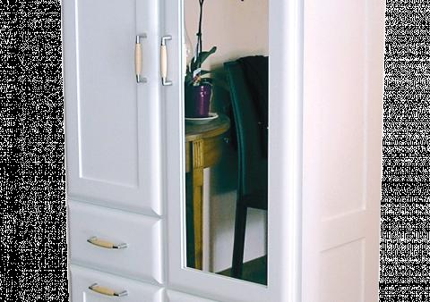 un meuble de salle de bain fonctionnel et contemporain bois le bouvet. Black Bedroom Furniture Sets. Home Design Ideas