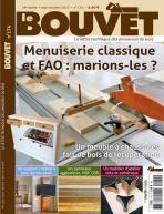 Le Bouvet n°174 Menuiserie classique et FAO