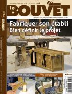 Le Bouvet n°178 Fabriquer son établi