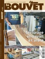 Le Bouvet n°182 Texturage et travail à l'arbre