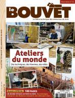 Le Bouvet hors-série n°13 Ateliers du monde