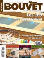 Le Bouvet n°198 Les LED en ameublement – Mettez en lumière vos créations