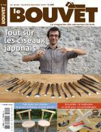 Le Bouvet n°205 – Tout sur les ciseaux japonais