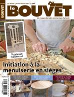 Le Bouvet n°206 – Initiation à la menuiserie en siège