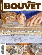 Le Bouvet n°210 – Une décor de marqueterie élément par élément