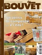 Le Bouvet n°183 Un vernis bi-composant... à l'eau !