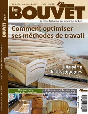 Le Bouvet n°175 Comment optimiser ses méthodes de travail : Une série de lits gigognes