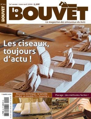 Le Bouvet n°201 Les ciseaux, toujours d'actus !