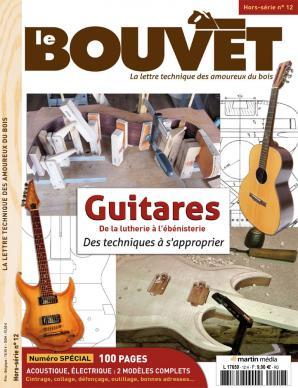 Guitares : de la lutherie à l'ébénisterie
