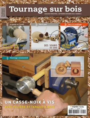 tournage sur bois n 5 bois le bouvet. Black Bedroom Furniture Sets. Home Design Ideas