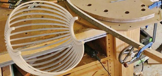 Le Bouvet n°179 Un fauteuil suspendu