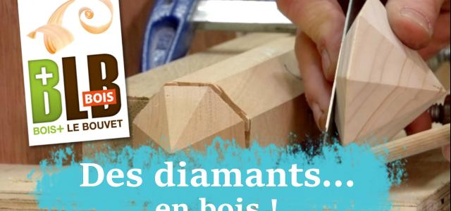Diamants-bois