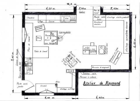 ateliers des lecteurs l 39 atelier de raymond bois le bouvet. Black Bedroom Furniture Sets. Home Design Ideas