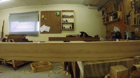 Corroyage aux outils à main : deux règles pour traquer les déformations des pièces