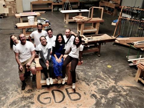 « Gueules de bois », association avec atelier partagé