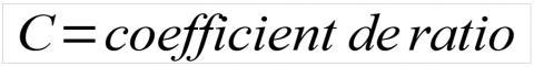 Mélange de résine époxy, calcul 3