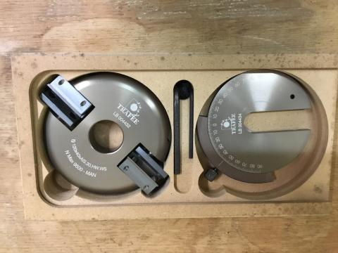 Porte-outils multipentes Trafée