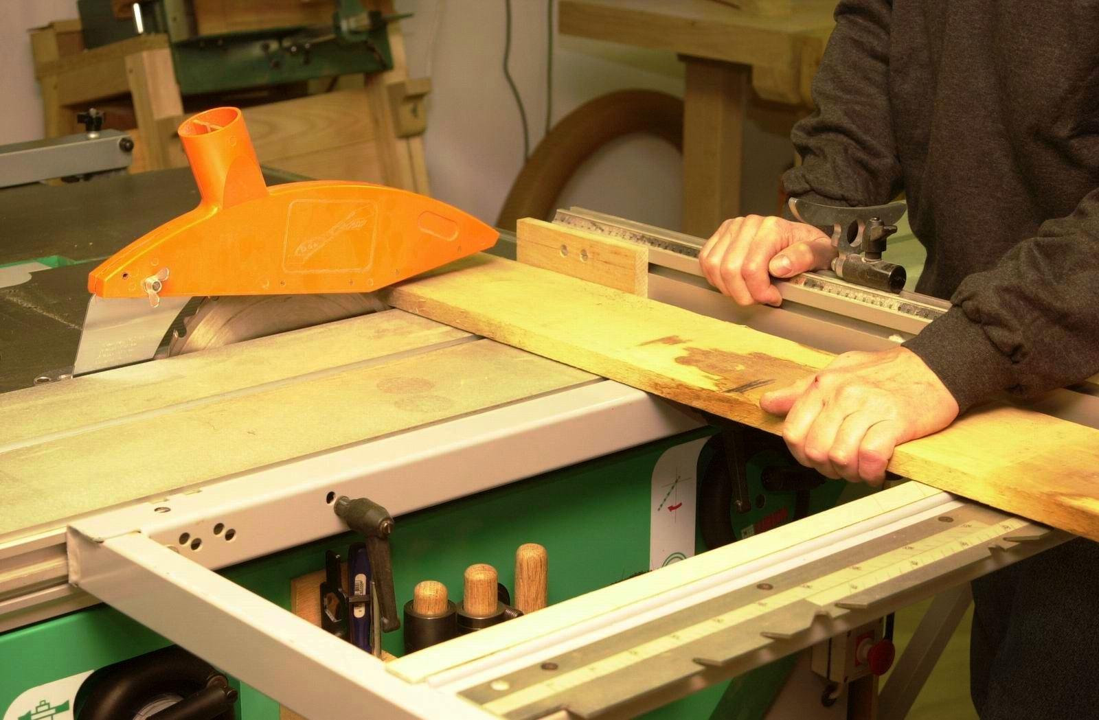 Pisode 1 je d couvre ma combin e bois bois le bouvet - Travail du bois pour debutant ...